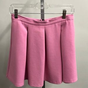 TopShop pink short skirt